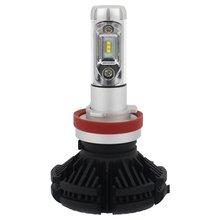 Набір світлодіодного головного світла UP X3HL H11W 6000LM H11, 6000 лм, холодний білий  - Короткий опис