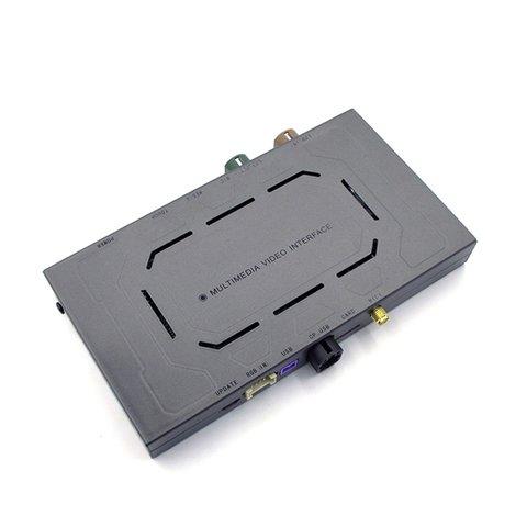 Безпровідний CarPlay та Android Auto адаптер для Mercedes Benz з NTG 3.5