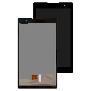 LCD for Asus ZenPad C 7.0 Z170C Wi-Fi, ZenPad C 7.0 Z170CG 3G Tablets, (black, with touchscreen, intel)