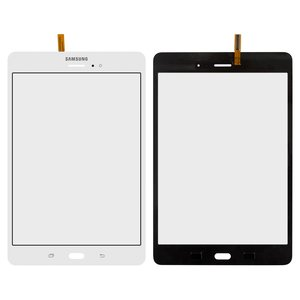 Touchscreen for Samsung T355 Galaxy Tab A 8.0 LTE Tablet, (white)