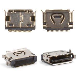 Charge Connector for LG KE820, KE850, KG320, KS50, KU311, KU800 Cell Phones