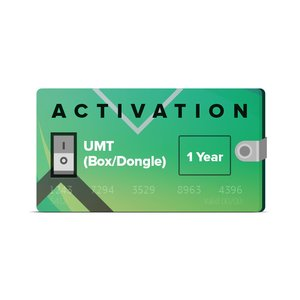 UMT (Box/Dongle) 1 Year Activation