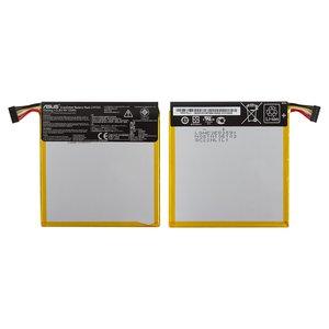 Batería para tablet PC Asus FonePad HD7 ME372, FonePad HD7 ME372CG K00E, Li-Polymer, 3.8 V, 3950 mAh, #C11P1310