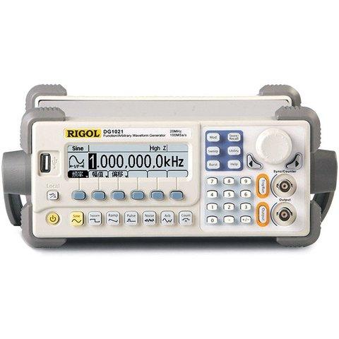 Генератор сигналів RIGOL DG1012 універсальний