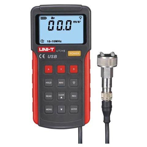 Цифровий віброметр UNI T UT315