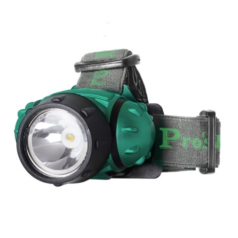 Налобний ліхтарик Pro'sKit FL 528