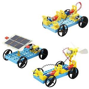 Конструктор Artec Еволюція машини на сонячній енергії