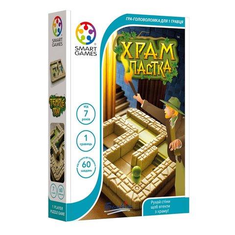 Головоломка Smart Games Храм-ловушка