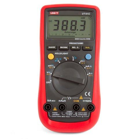 Digital Multimeter UNI T UT61C
