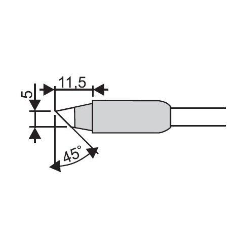 Soldering Iron Tip Goot RX 85HRT 5BC