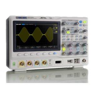 Фосфорный цифровой осциллограф SIGLENT SDS2104X